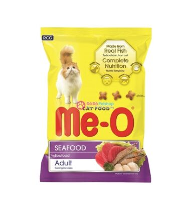 Thức ăn hạt Me-O cho mèo