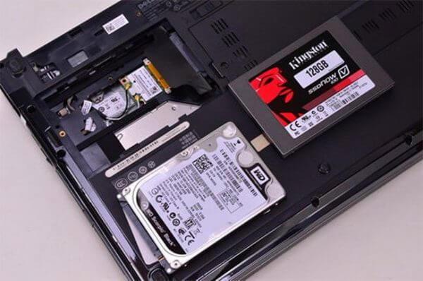 Khi nào thì thật sự cần thay ổ cứng SSD cho laptop
