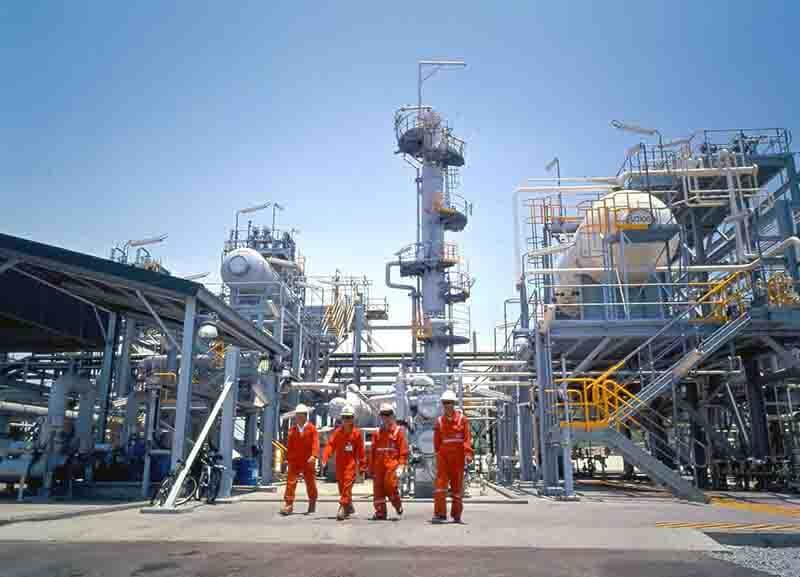 Nền công nghiệp hóa chất đang ngày càng phát triển mạnh mẽ