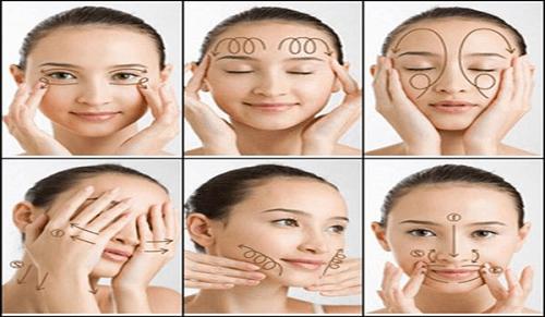 Thoa kem dưỡng trắng da mặt đúng cách và hiệu quả