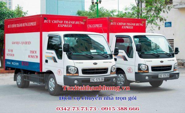 Công ty Thành Hưng cung cấp dịch vụ chuyển nhà trọn gói