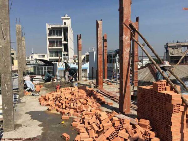 Nhu cầu xây dựng và sửa chữa cải tạo nhà ở