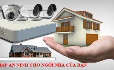 4 lời khuyên hữu ích khi lắp camera an ninh cho gia đình