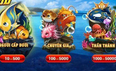 Cách chơi fishing god tại Fun88