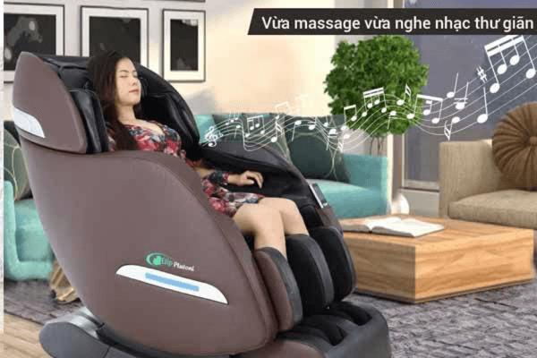 Ghế massage là món quà ý nghĩa dành cho ông bà, bố mẹ