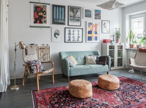 Thiết kế nội thất nhà ở ấn tượng, độc đáo theo vintage