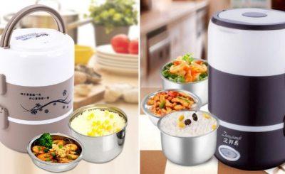 Top 3 hộp cơm cắm điện, hâm nóng tốt nhất trên thị trường hiện nay