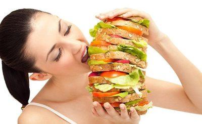 Ăn nhiều và nhanh hơn để tăng cân
