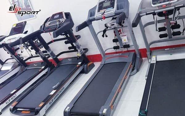 Địa chỉ mua máy chạy bộ phòng gym