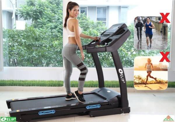 Cách chọn máy chạy bộ phòng gym tốt