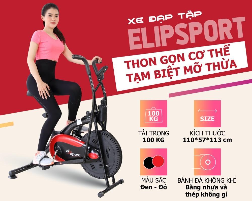 Elipsport - thương hiệu cung cấp sản phẩm chất lượng