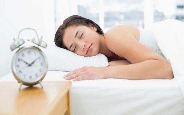 Ngủ đủ mỗi ngày giúp tăng cân nhanh hơn