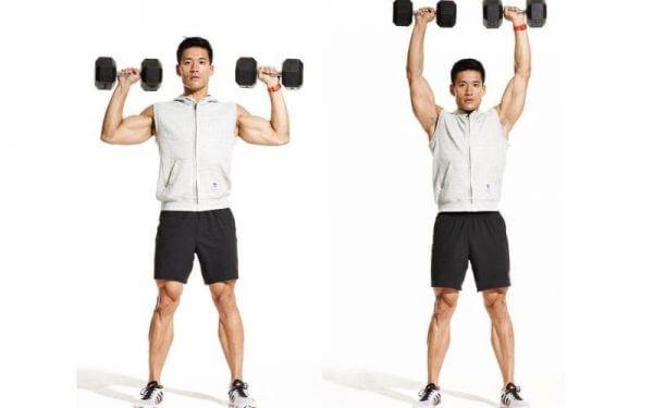 Tập luyện thể thao mỗi ngày để có sức khỏe