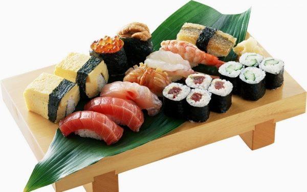 Các loại Sushi không tốt như bạn tưởng