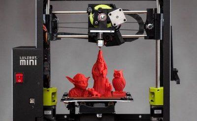 Máy in 3D sẽ tạo được các hình dạng phức tạp
