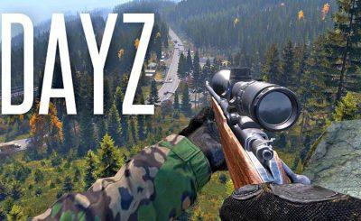 Game Zombie - Dayz