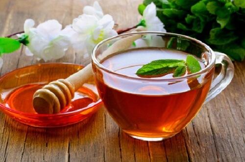 Cách uống mật ong nước ấm giảm cân hiệu quả