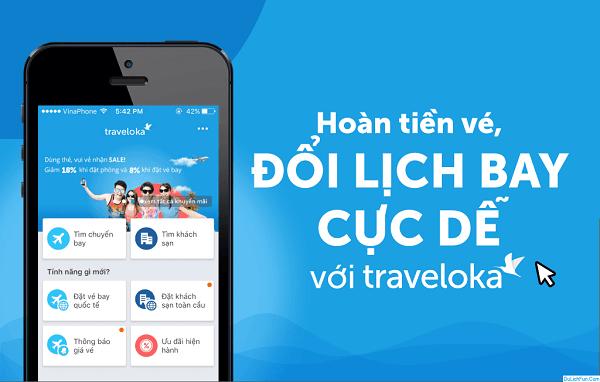 Hành khách dễ dàng mua vé máy bay Tết với Traveloka