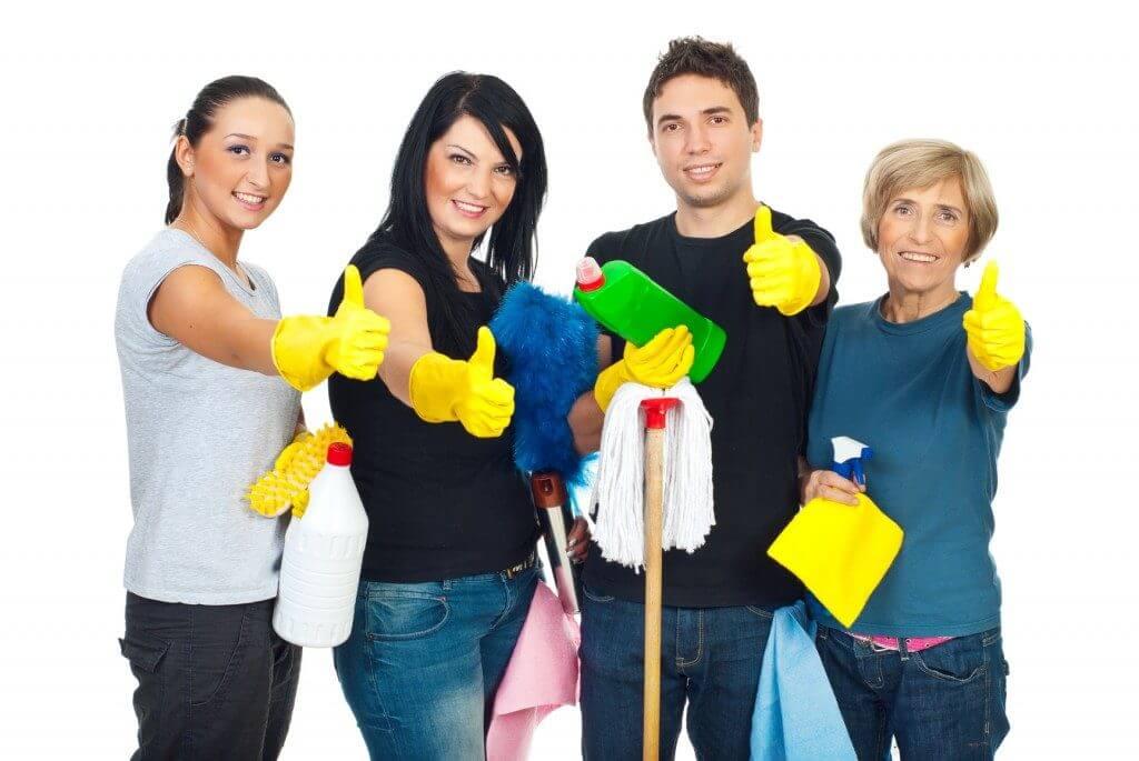 Kiểm tra chất lượng tổng vệ sinh