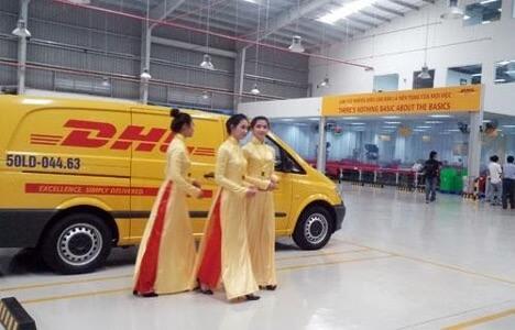 Nhiều khách hàng chọn Đại lý DHL