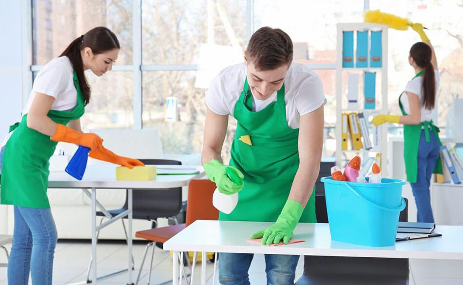 Quy trình tổng vệ sinh nhà sau xây dựng