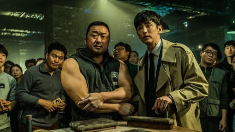 Phim Hàn Quốc: Găng Tơ Tái Xuất