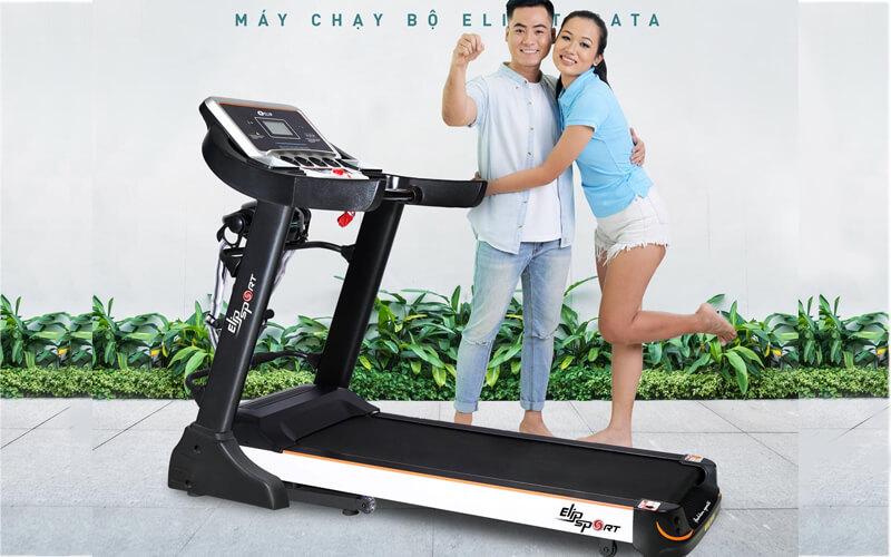 ELIP 1800 hay ELIP Tabata là mẫu máy chạy bộ đặc biệt thích hợp sử dụng tại nhà