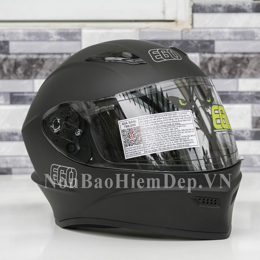 EGO 8- Mũ phượt giá rẻ