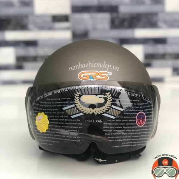GRS 780K- mũ phượt 2-3 đầu