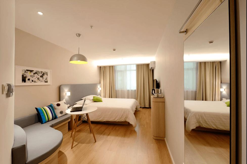 Bố trí ánh sáng cho phòng ngủ căn hộ hiện đại