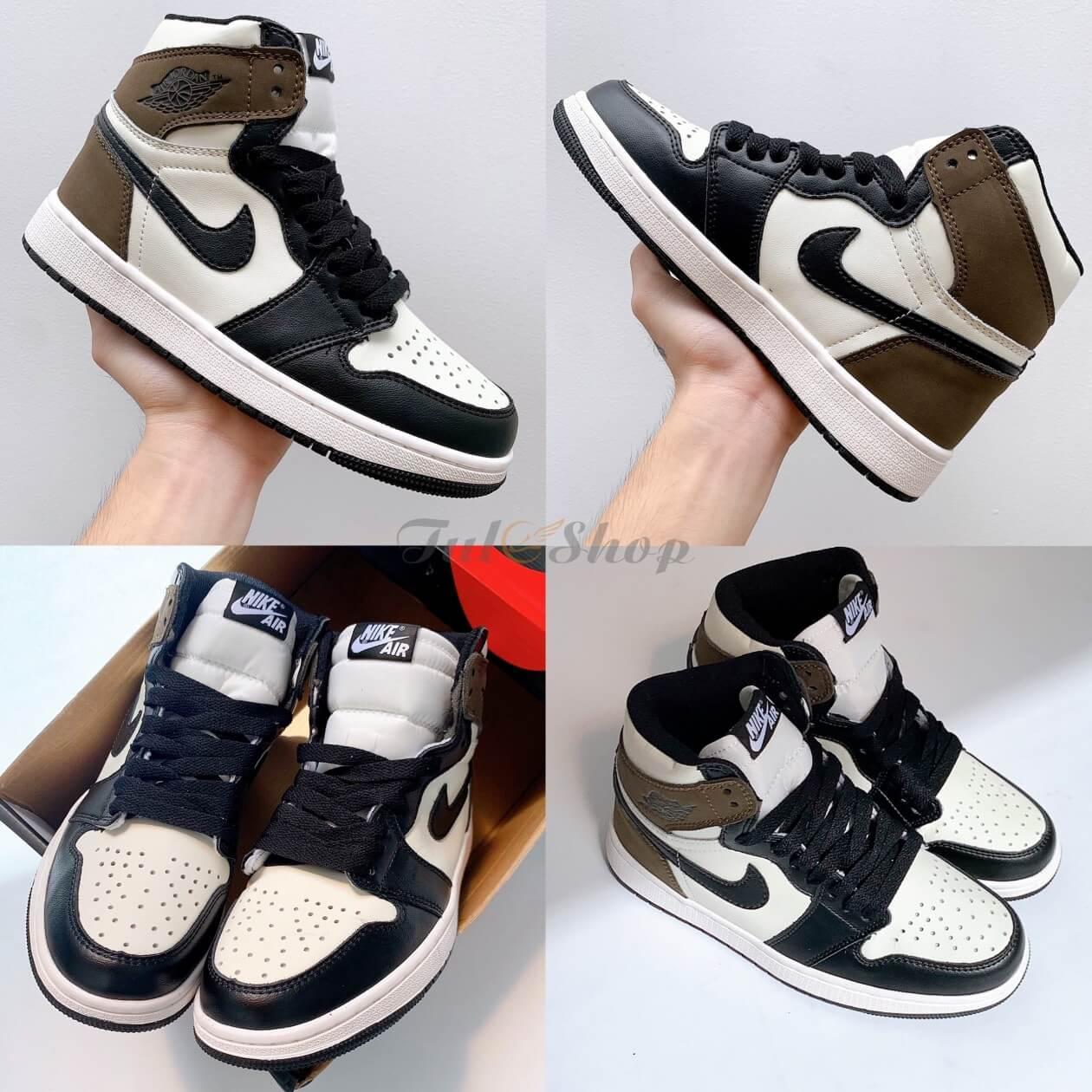 Các mẫu sneaker Nike Jordan 1 đáng mua