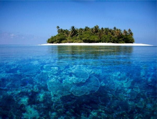Cuộc sống của bạn sẽ gặp rất nhiều may mắn tài vận tốt nếu nằm mộng thấy nước trong xanh