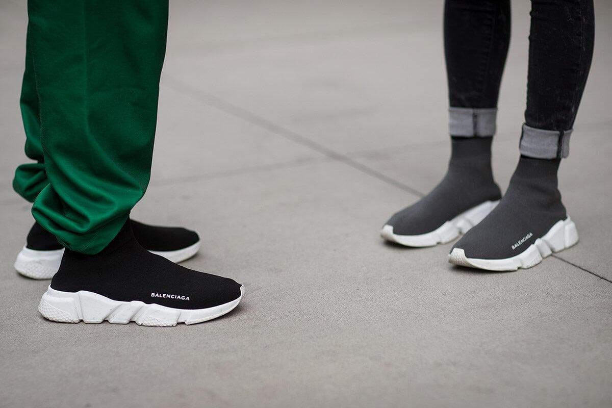 Những mẫu sneaker đẹp Balenciaga Speed Trainer đáng mua và tinh tế