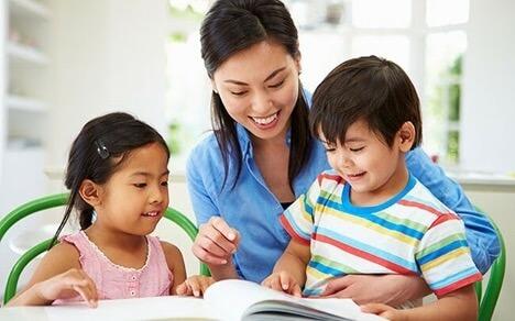Trẻ có trí nhớ tốt