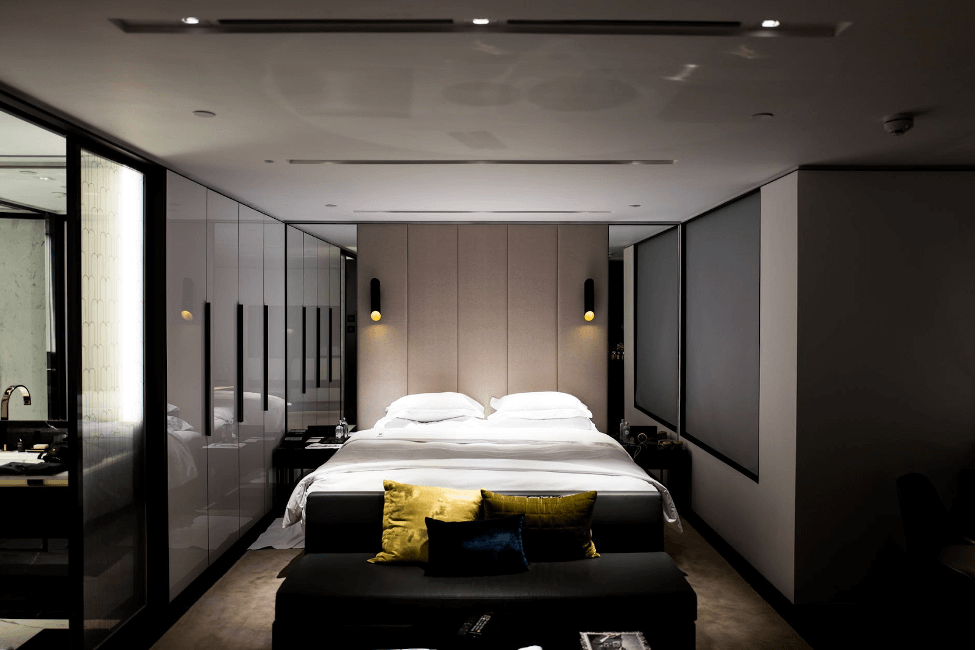 Vai trò của ánh sáng đối với phòng ngủ