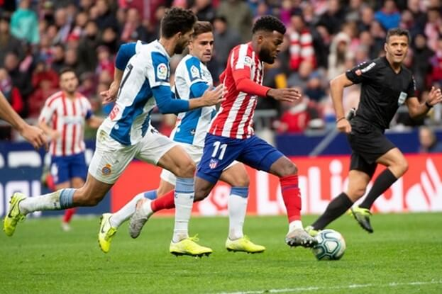 Giải đấu La Liga năm 2018-2019 có sự tham gia của 20 đội bóng xuất sắc nhất