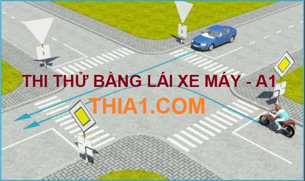 Kinh Nghiệm & Mẹo Thi Lý Thuyết Bằng Lái Xe Máy A1