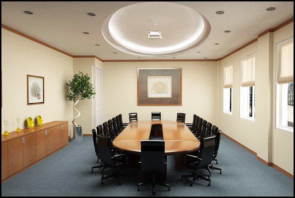 Nội thất cho phòng họp hiện nay
