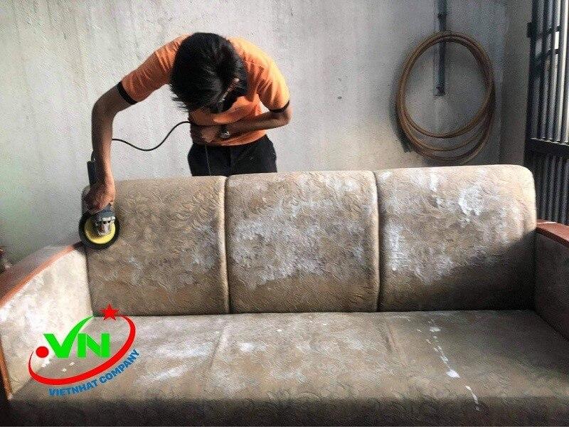 Việt Nhật địa chỉ giặt ghế sofa tại nhà chuyên nghiệp, uy tín