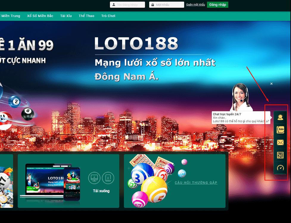 Đánh giá trang lô đề, cá độ, casino 188loto.com uy tín nhất hiện nay