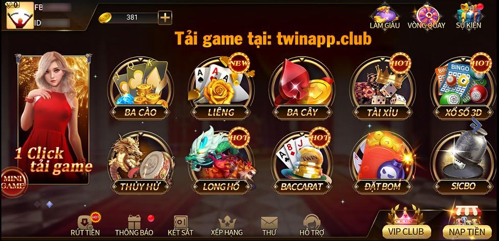 TWIN68, tải game TWIN68