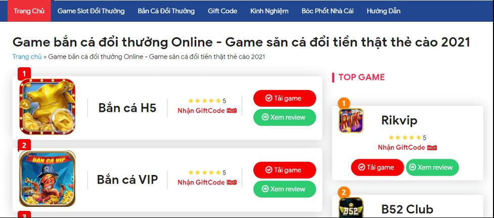 Đánh giá Nhacaiso.vip trang web chuyên review và đánh giá cổng game