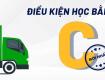 Đăng ký học bằng lái xe hạng C uy tín tại Hoclaixe12h
