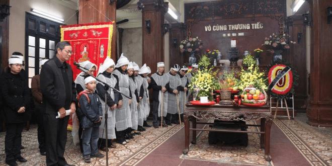 Đi đám tang nên mặc đồ gì phù hợp?