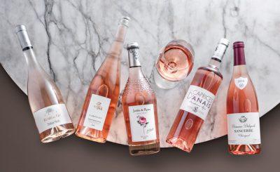 Rượu vang giá rẻ - Tổng hợp vang hồng giá rẻ
