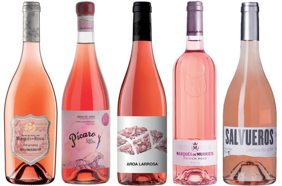 Rượu vang hồng có giá thế nào?