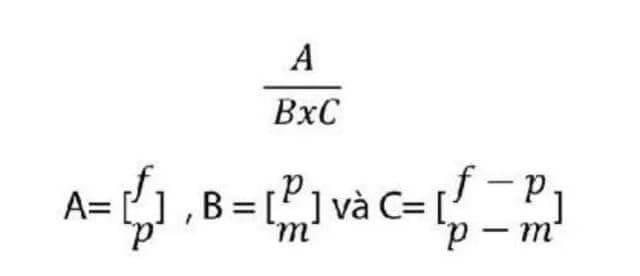 Cách tính xác suất trúng số vietlott power