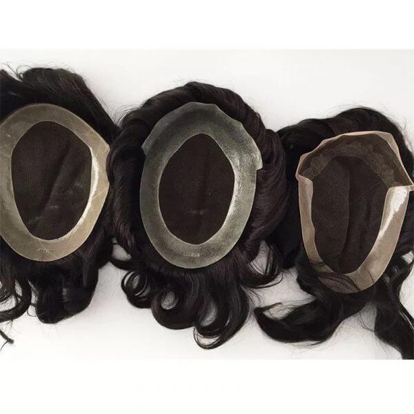Công đoạn tạo kiểu tóc cho tóc giả