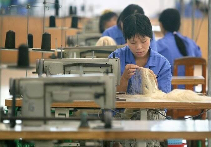 Địa chỉ công ty nhà máy xưởng sản xuất tóc giả uy tín chất lượng tại TPHCM