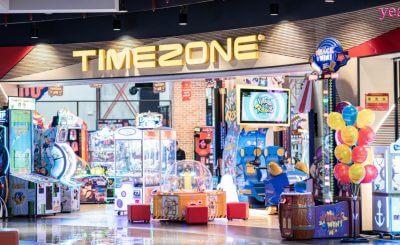 Hơn 90 dòng máy game Arcade tại Timezone đang chờ bạn đấy nhé